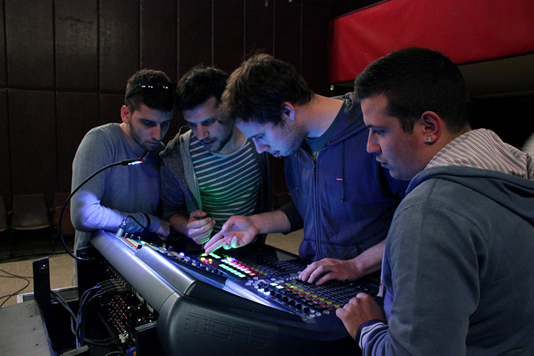 EMI Institute - Live inženjering