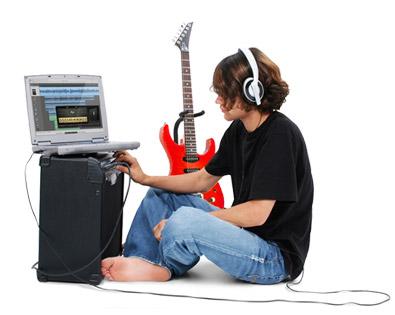 Glazbena produkcija - EMI