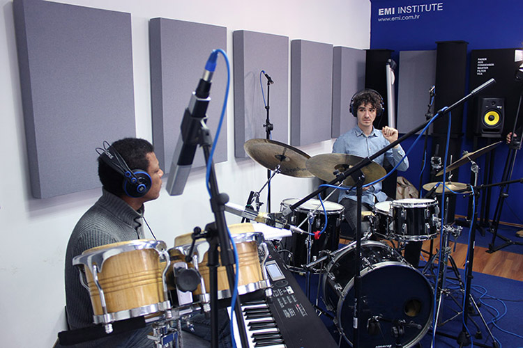 EMI Institute Music Production Ljubljana