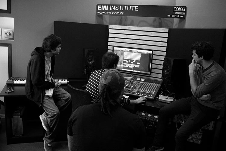 EMI Institute - Audio inženjering
